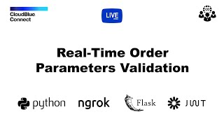 Real-Time Order Parameters Validation in CloudBlue Connect