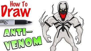 How to Draw Anti-Venom