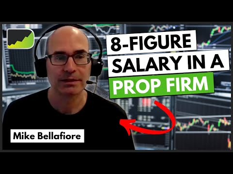 Prop Firm Trading & Performing Like A Pro - Mike Bellafiore @SMB Capital