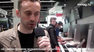 mmag.ru: Musikmesse 2015 - Casio CZ - приложение для IPAD