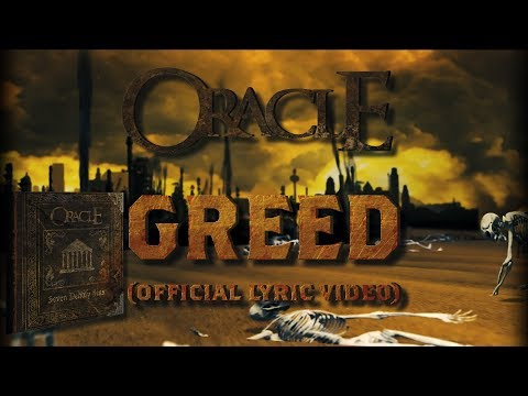 Oracle - Greed - Seven Deadly Sins - Blackened Melodic Death Heavy Metal Bandcamp Extreme Greed