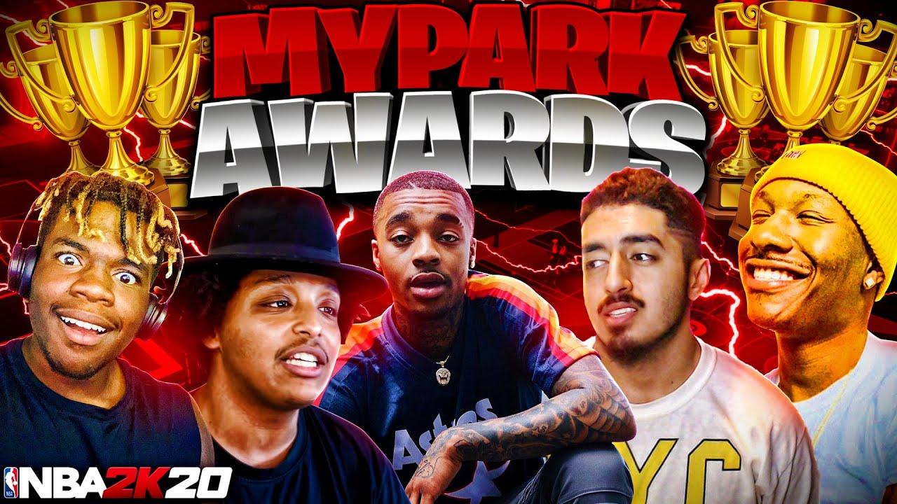 NBA 2K20 OFFICIAL MYPARK AWARDS