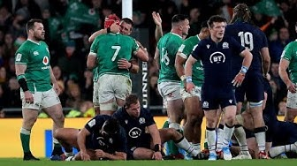 Extended Highlights: Ireland v Scotland | Guinness Six Nations 2020