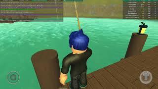 Zeit zum angeln!| Roblox #3