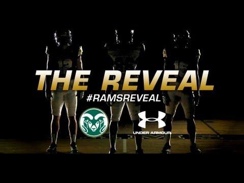 CSU Rams Football Uniform Reveal