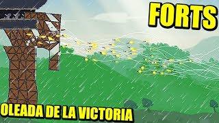 FORTS - ESE RAGEQUIT!!! OLEADAS DE AMOR :)