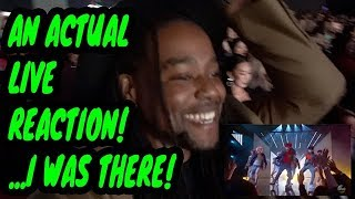 BTS | DNA | AMA PERFORMANCE | LIVE REACTION!!! | First time ever seeing BTS