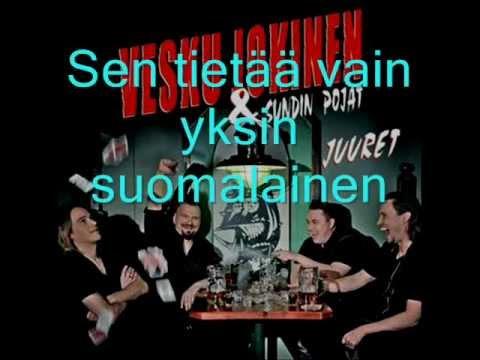 Olen Suomalainen Lyrics