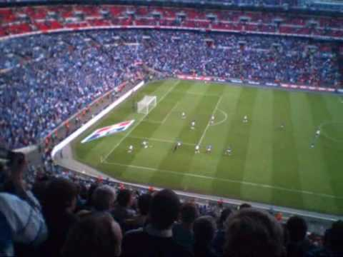 Pompey 2 Spurs 0 FA Cup Semi Final 11-4-2010