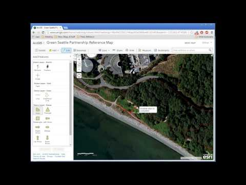 Green Seattle Partnership ArcGIS Online Annotation Tutorial