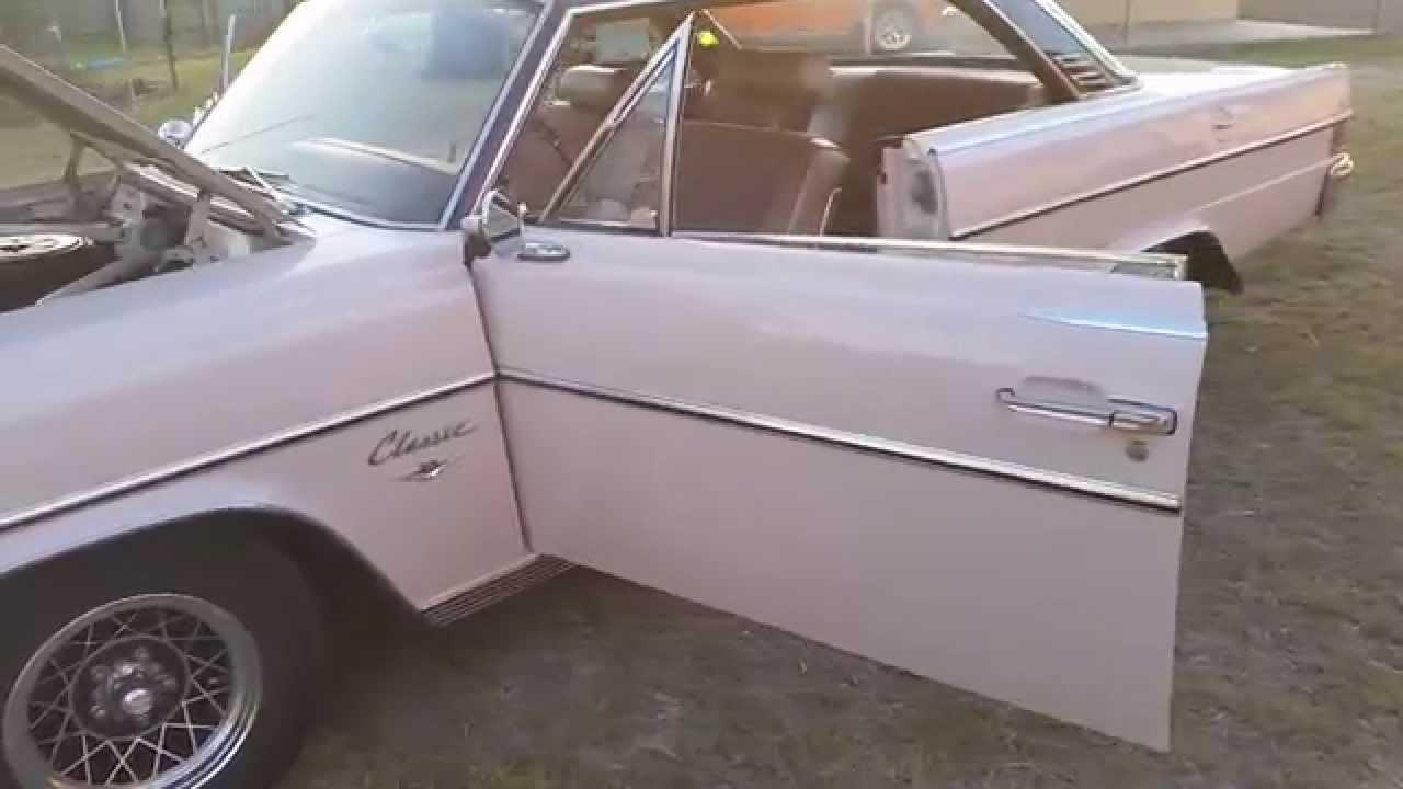 Rambler Classic 287 1965 2 door Walk Around