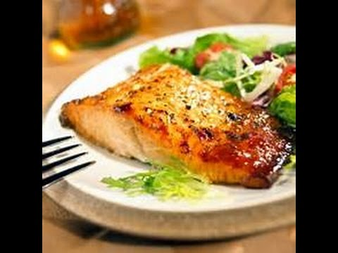 Marinated Grilled Salmon Fillets: How To Skin A Salmon Fillet