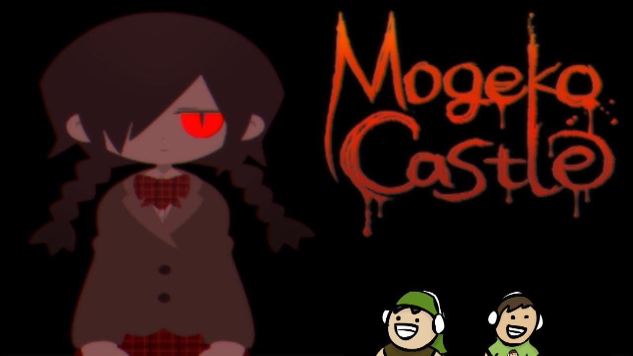 Mogeko Castle Juego De Terror Rpg Maker Jugando Con Jorge