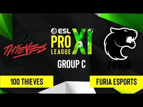100 Thieves vs FURIA vod