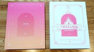 트와이스 (TWICE) TWICELAND - The Opening DVD Unboxing