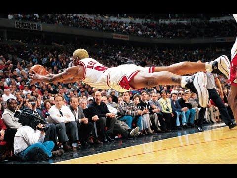 Top 10 incredible NBA Rebounds   HD