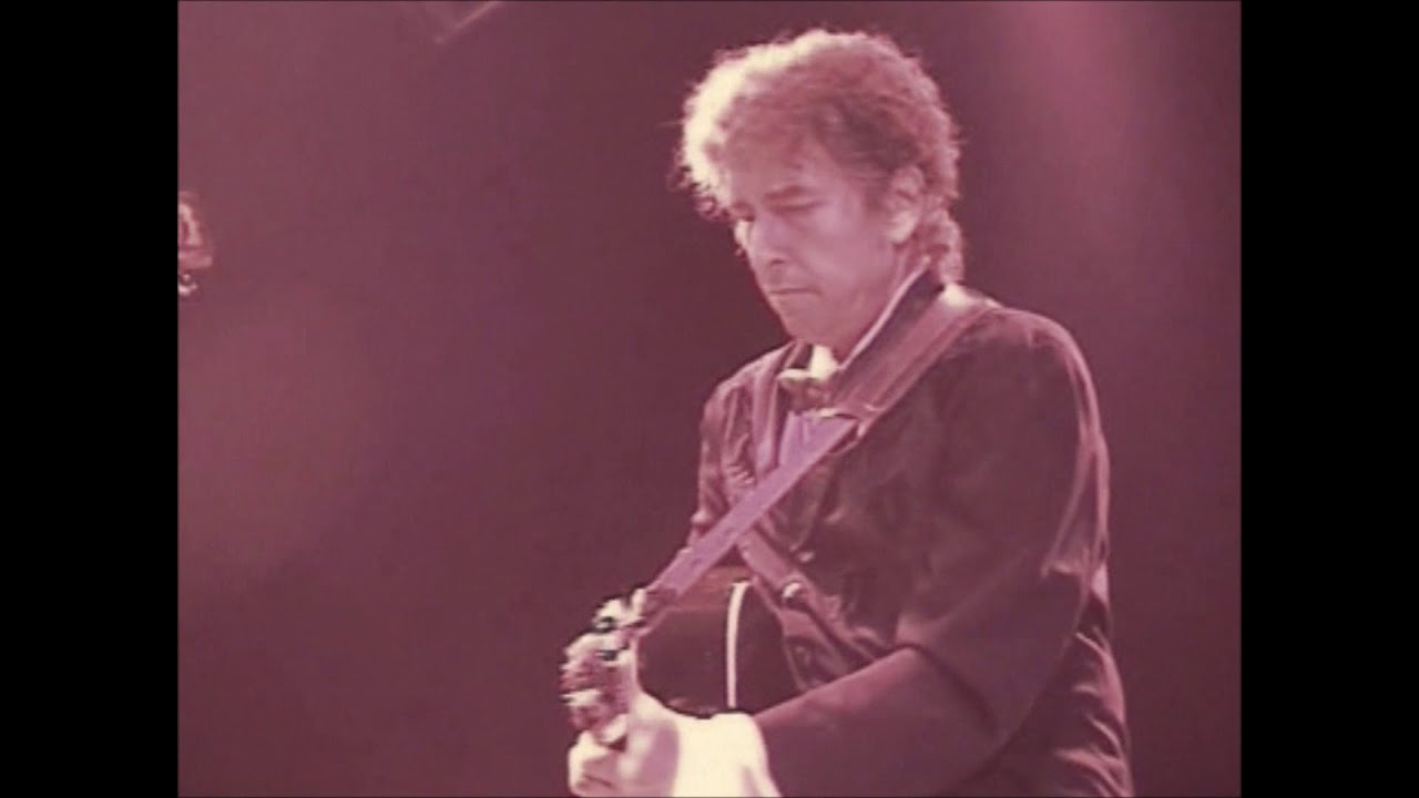 Bob Dylan, Masters Of War, Manchester 25.06.1998 - YouTube