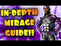 How To Play Mirage Season 5! Full Mirage Guide Apex Legends!