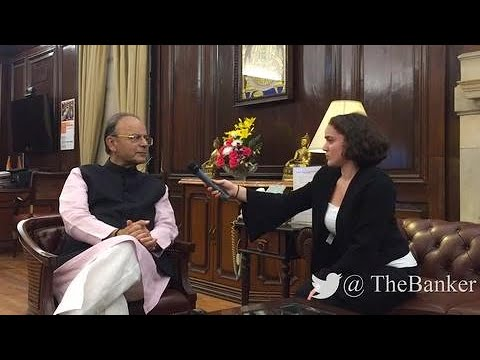 Interview with Arun Jaitley, Finance Minister of India