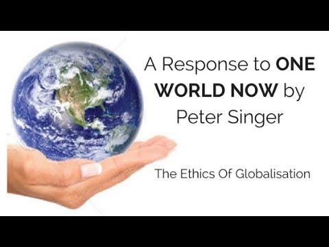 The Ethics of Globalisation