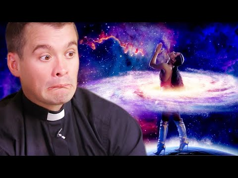 BRITISH PRIEST Reacts to GOD IS A WOMAN by Ariana Grande