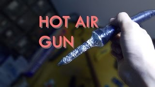 DIY Simple Hot Air Gun!