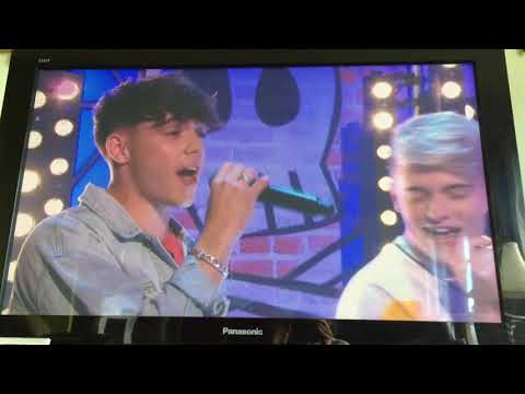 RoadTrip singing Take This Home on Saturday Mash-Up  Saturday 6th October 2018