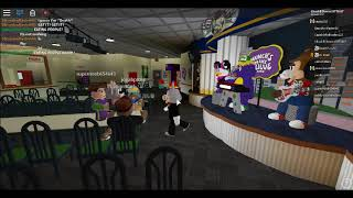 Roblox: A Day At Chuck E Cheese's (Tallahassee, FL Version): A Gun In The House?