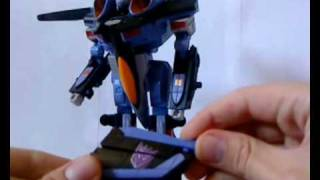 transformers armada skywarp review swedish del 2 av 2