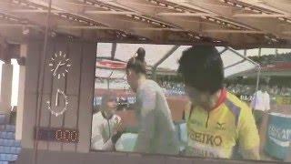海老原有希 / 女子やり投・  セイコーゴールデングランプリ陸上2016川崎