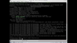 installation et configuration de serveur dhcp sous linux (Fedora)