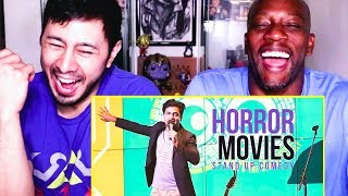 KENNY SEBASTIAN Horror Movies amp Ghosts Stand Up Comedy Reaction Jaby Koay amp Syntell!