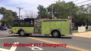 Central New Jersey Fire Trucks Units