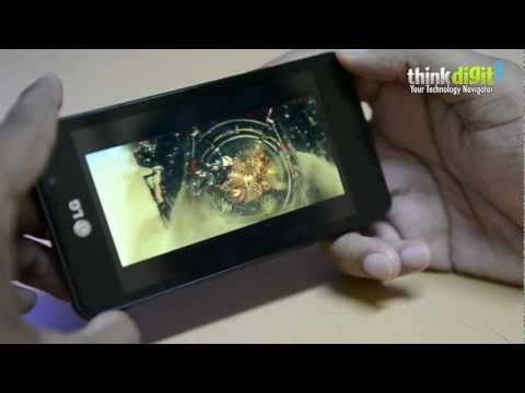 LG Optimus 3D Max [Hands-On]