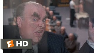 The Hudsucker Proxy (9/10) Movie CLIP - Getting Off The Merry-Go-Round (1994) HD