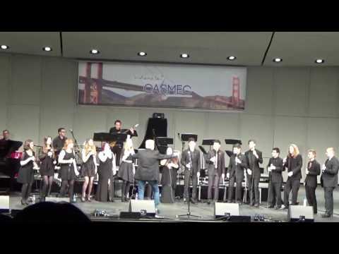 2017 California All State Jazz Choir - Gotta Get You Into My Life