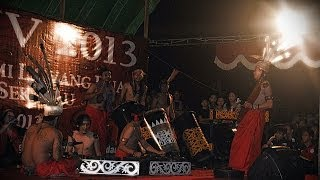 Puyang Gana [ Indonesia Ethnic Percussion ] Folk Music From West Borneo