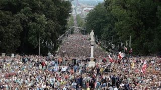Phụng vụ huy hoàng trong lễ tạ ơn của dân tộc Ba Lan