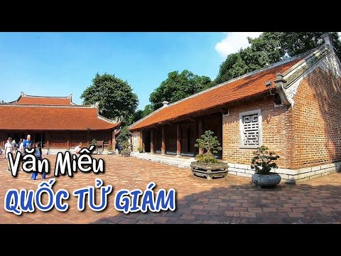 Văn Miếu – Quốc Tử Giám   Temple Of Literature In Ha Noi