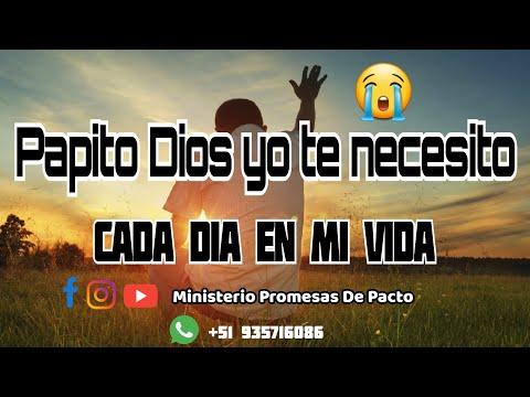 Ministerio PROMESAS DE PACTO. Yo te necesito padre PRIMICIA  2018
