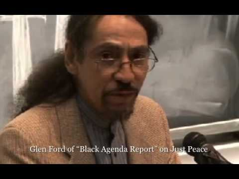 "Interview: Glen Ford of Black Agenda Report - ""War and US Politics"""