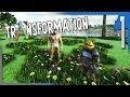 TRANSFORMATION, xBCRAFTED, & FIRE!   ARK  Survival Evolved Modded Transformation E1
