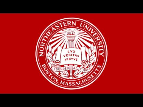 Northeastern University 2017 Graduate Commencement