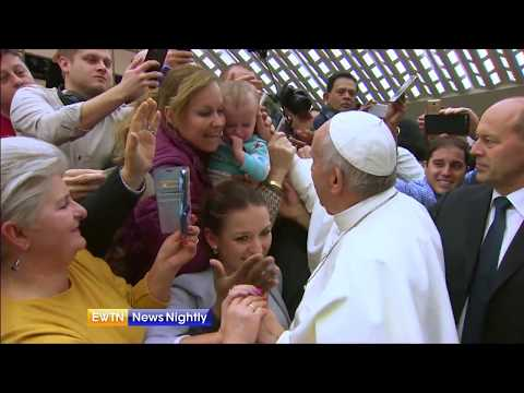 Insights into Pope Francis -- ENN 2017-12-14