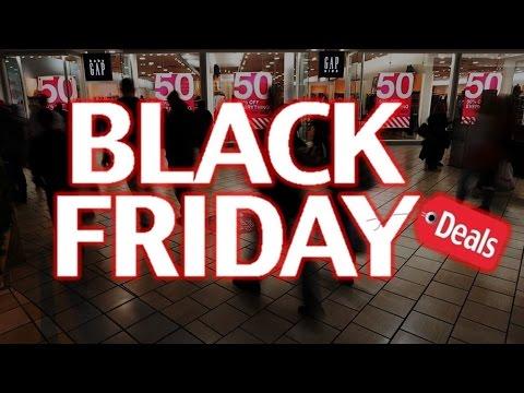 The Best Black Friday Tech Deals (2016)