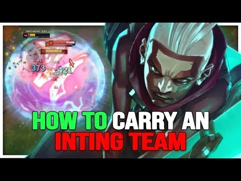 CARRYING an INTING TEAM as EKKO JG - HOW TO DOMINATE EP. 65
