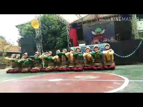 Tari Ratoh Jaro Man 1 Kota Tangerang Selatan