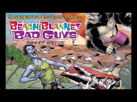 Beach Blanket Bad Guys Has The Worst Of DC Comic Books