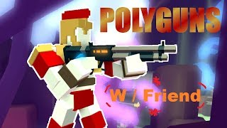 Roblox :: PolyGuns :: W / roostercoleman1!!