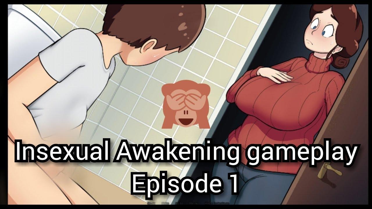 Insexual Awakening gameplay Episode 1